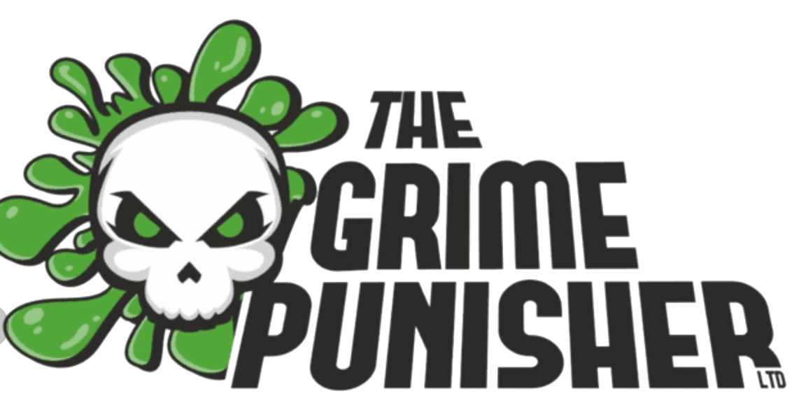 The Grime Punisher Transparrent Logo